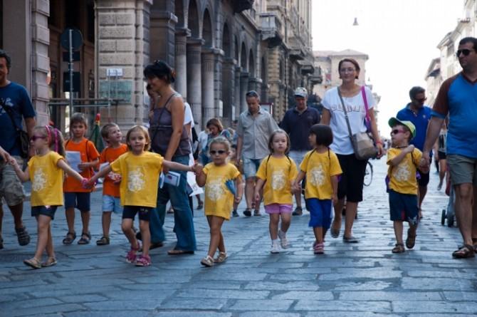 Dal 5 al 7 settembre a Bologna la Città dello Zecchino 2014 dedicata all'alimentazione
