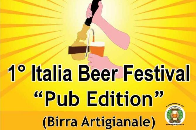 """Dal 7 al 9 novembre a Milano vi aspetta l'""""Italia Beer Festival - pub edition"""""""