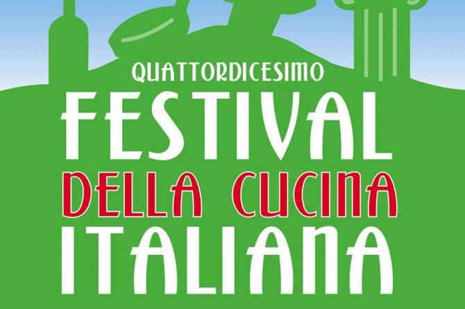 Dal 5 al 7 settembre a Rimini: 14° Festival della Cucina Italiana