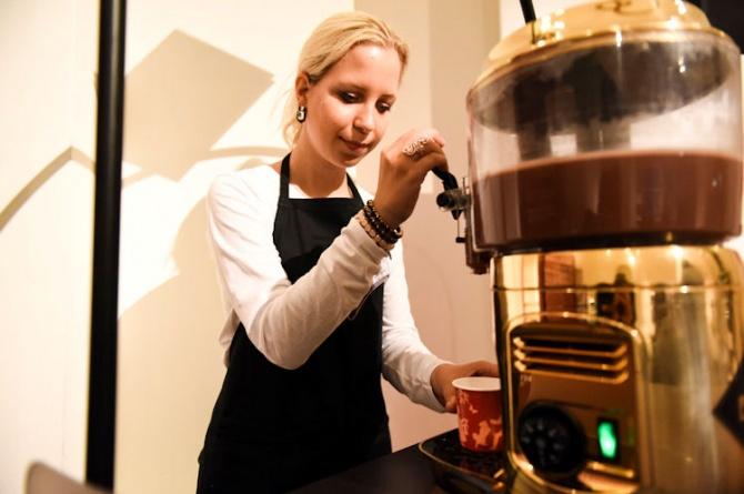 """Ad Eurochocolate 2014 torna """"Cioccolato con l'autore"""""""