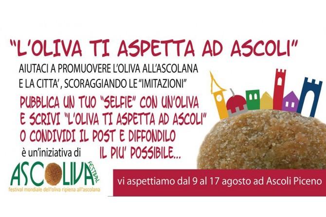 Ascoliva Festival: il festival mondiale dell'oliva all'ascolana dal 9 al 17 agosto ad Ascoli