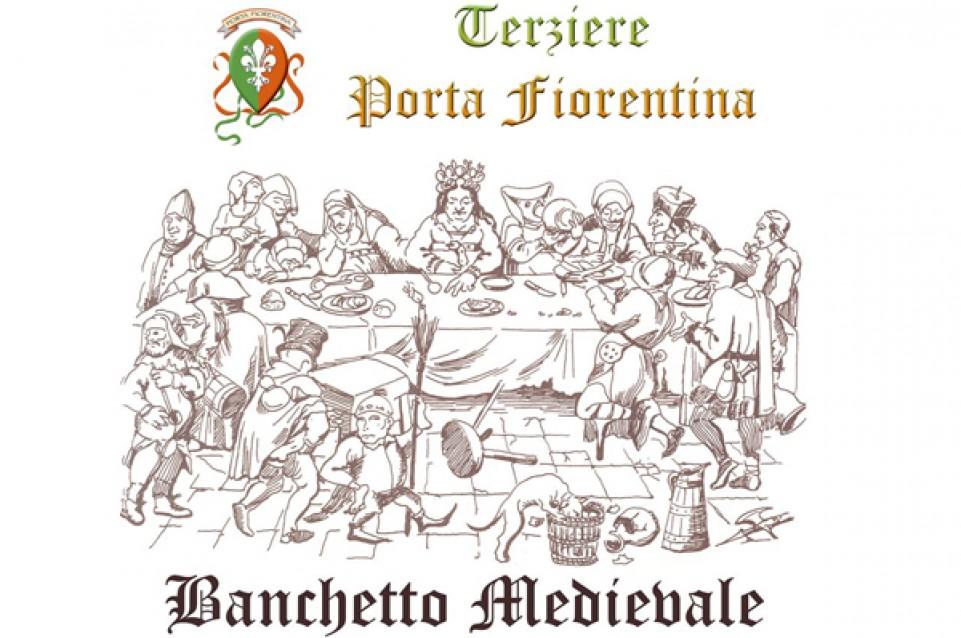 Banchetto Medievale: il 27 maggio a Castiglion Fiorentino si fa un salto indietro nel tempo
