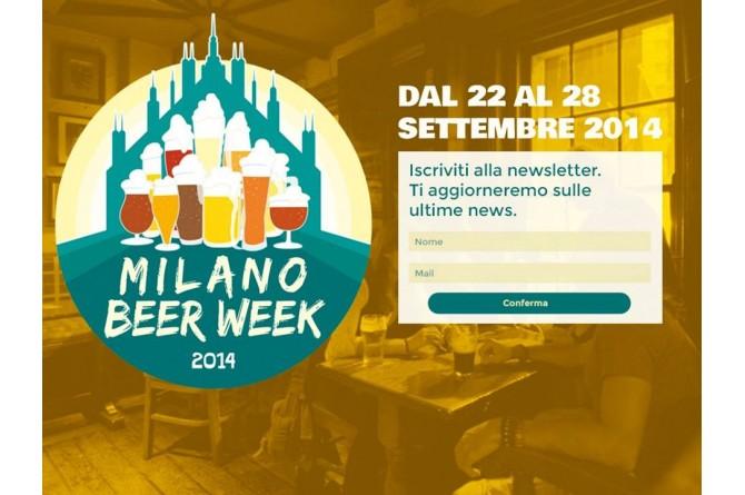 Beer Week: la settimana della birra dal 22 al 28 settembre a Milano