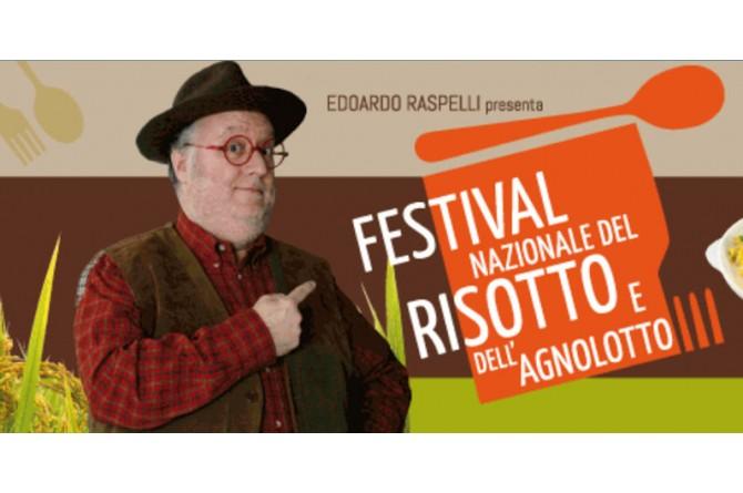 """Dal 25 ottobre al 2 novembre arriva la quarta edizione del """"Festival Nazionale del Risotto"""""""