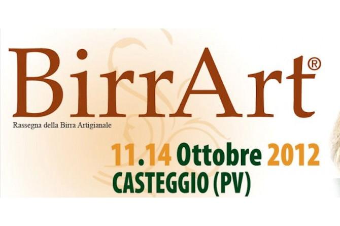 BirrArt 2012: a Casteggio, dall'11 al 14 ottobre