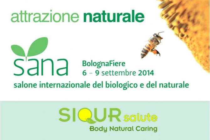 SANA: dal 6 al 9 settembre a Bologna il Salone Internazionale del Biologico e del Naturale
