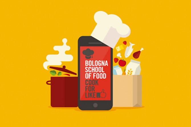 Bologna school of food: e la cucina diventa social!
