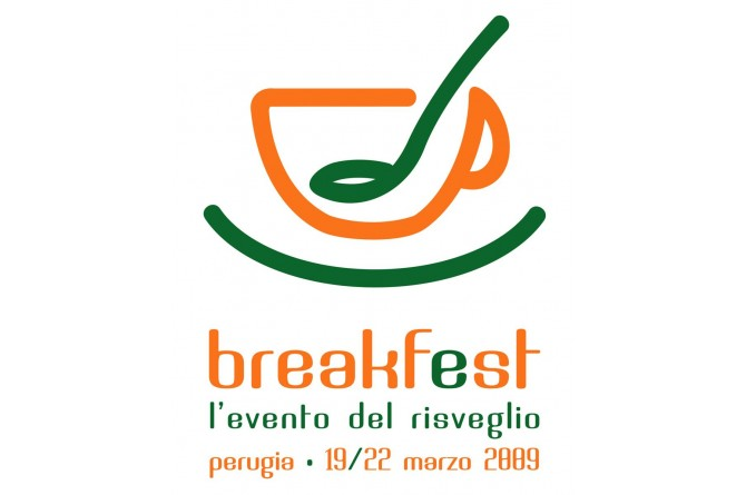 Breakfest, a perugia dal 19 al 22 marzo 2009