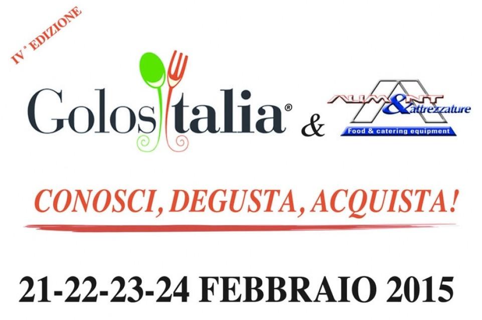 Dal 21 al 24 febbraio a Brescia arriva Golositalia & Aliment