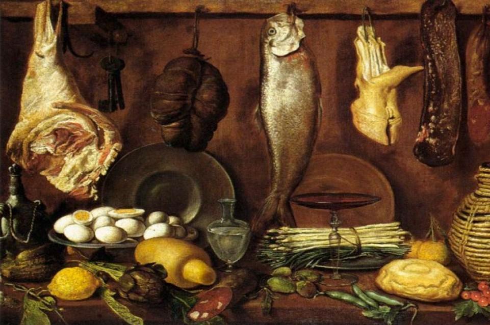 """Dal 24 gennaio al 14 giugno a Brescia vi aspetta la mostra """"Il cibo nell'arte: capolavori dei grandi maestri dal Seicento a Warhol"""""""