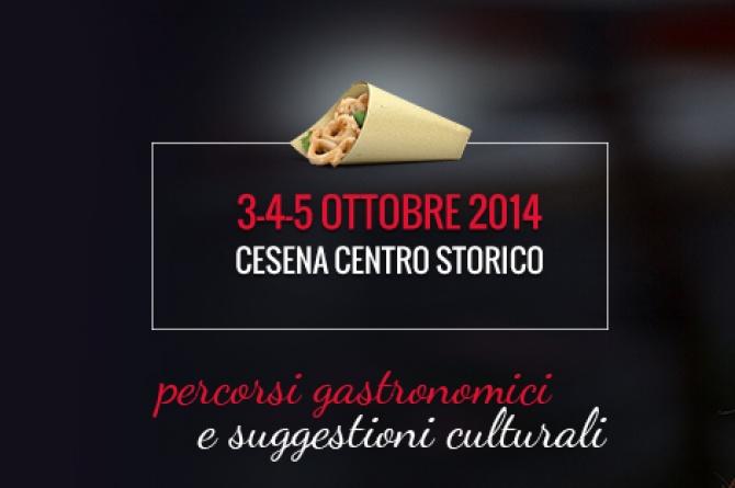 Dal 3 al 5 ottobre a Cesena vi aspetta il Festival Internazionale del Cibo di Strada