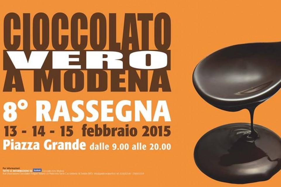 Cioccolato Vero: a Modena dal 13 al 15 febbraio arriva la festa del cioccolato