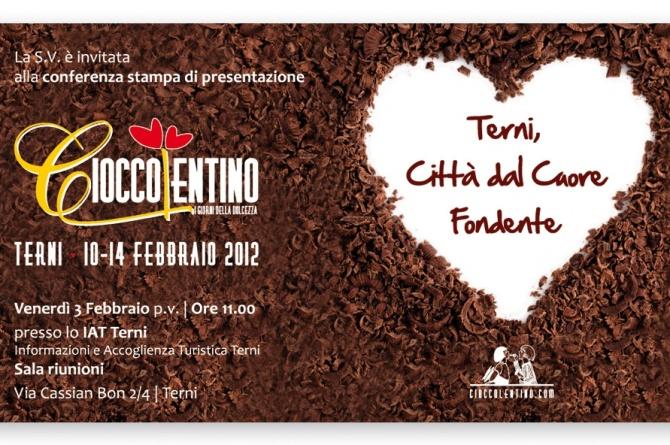 Ritorna Cioccolentino dal 10 al 14 febbraio 2012
