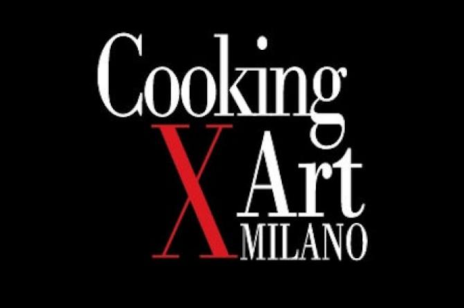 Dal 29 novembre all'1 dicembre Cooking For Art arriva a Milano