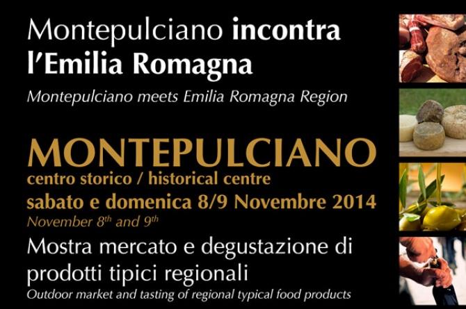 """La cucina emiliana incontra quella toscana l'8 ed il 9 novembre a """"Toscana in Tavola"""""""