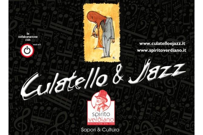 Culatello & Jazz 2014: il 12 settembre musica e cucina vi aspettano a Parma
