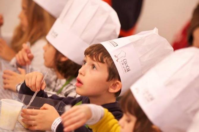 Cuochi per un giorno: a Modena il Festival nazionale di cucina per bambini il 4 e 5 ottobre