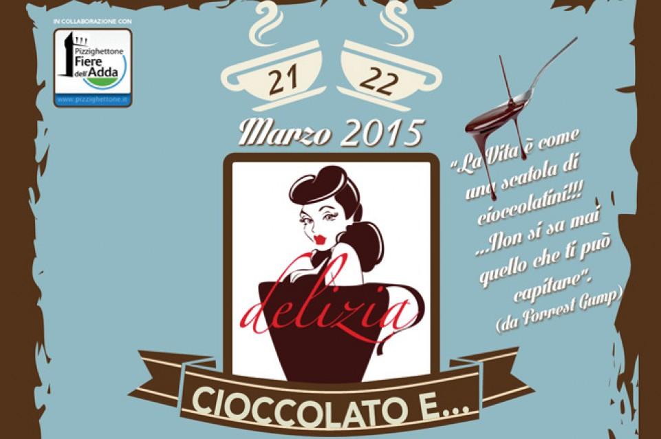 """""""Delizia, Cioccolato e…"""": la festa del cioccolato a Pizzighettone il 21 e 22 marzo"""