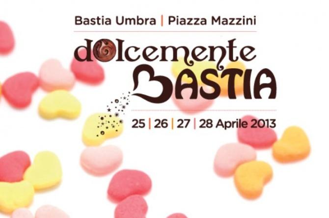 Dolcemente Bastia festeggia la Primavera  dal 25 al 28 Aprile nel centro storico di Bastia Umbra.