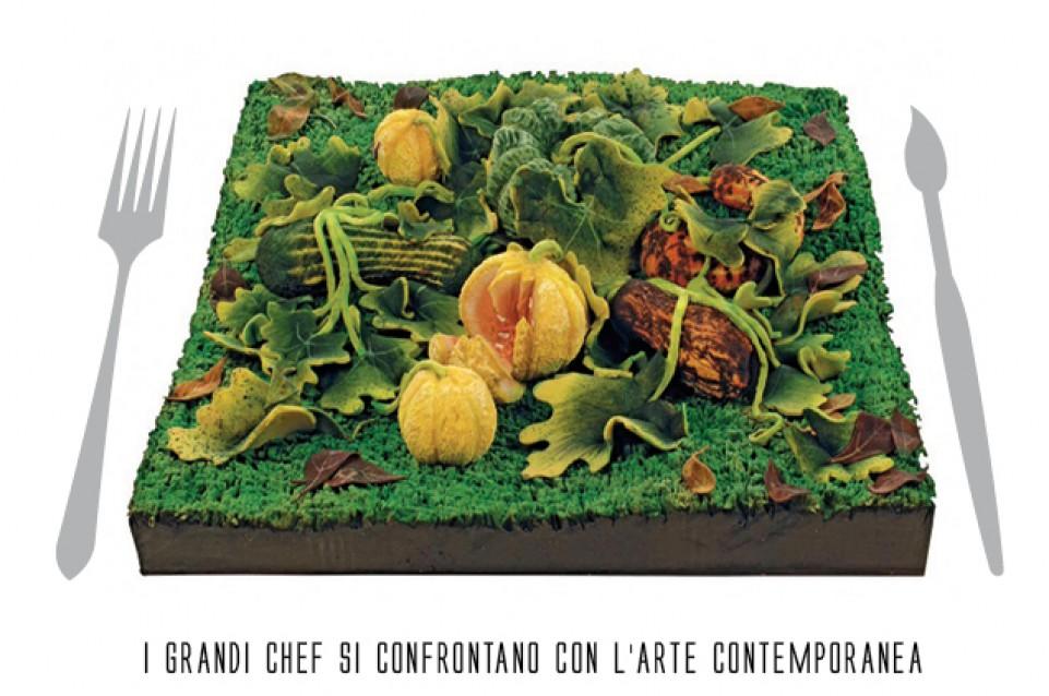 Eat Art: a Torino dal 9 febbraio al 2 marzo l'arte è in tavola con gli chef stellati