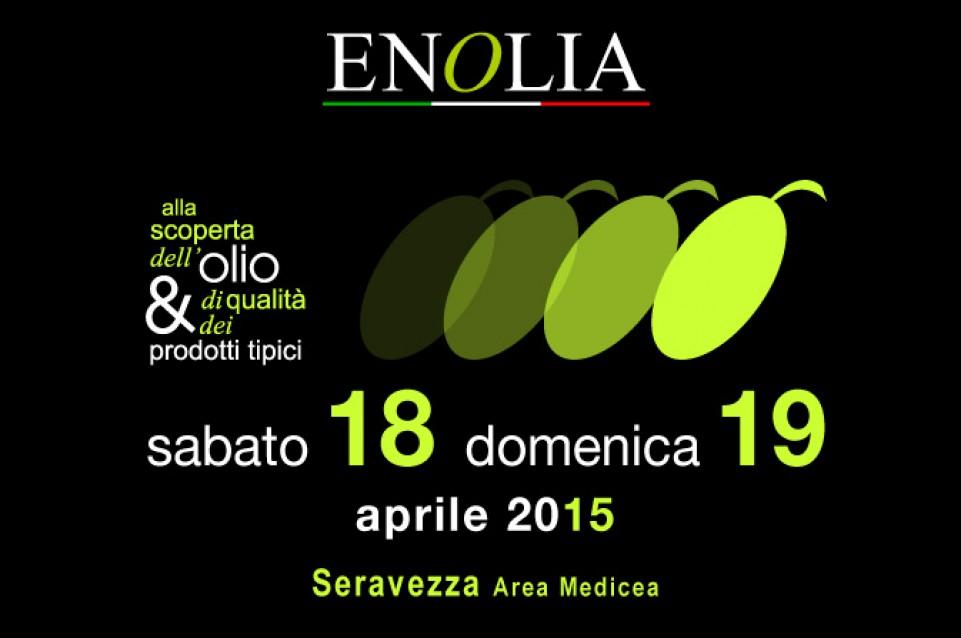 Enolia 2015: il 18 e 19 aprile a Seravezza oli e gastronomia d'eccellenza