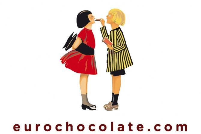 Eurochocolate dal 14 al 23 ottobre a Perugia