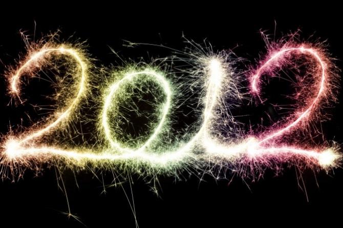 A tutti i nostri lettori un felice 2012 da parte della redazione dello spicchio d'aglio!
