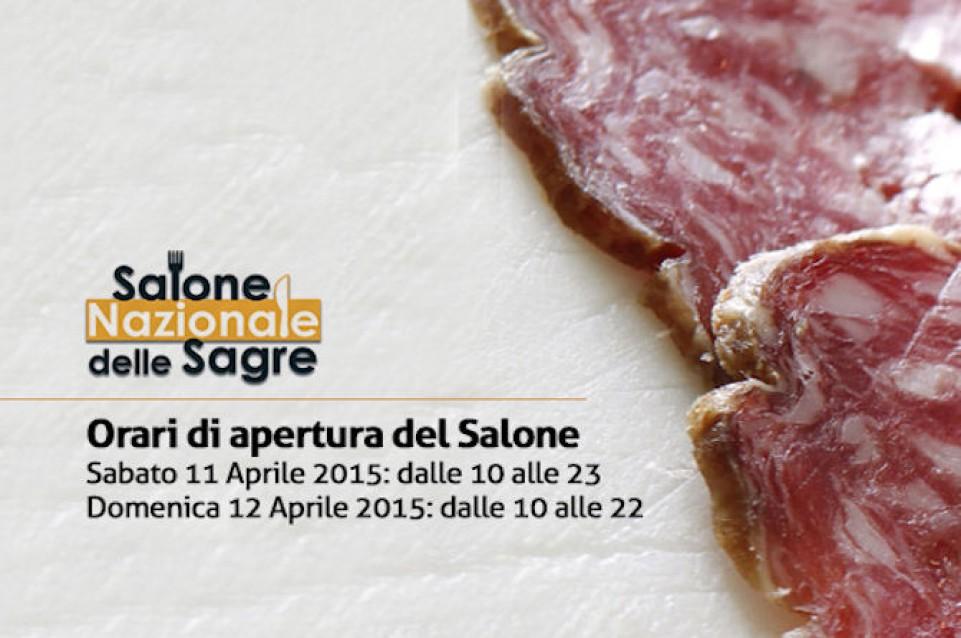 """L'11 e 12 aprile a FerraraFiera torna """"Il Salone delle Sagre"""""""