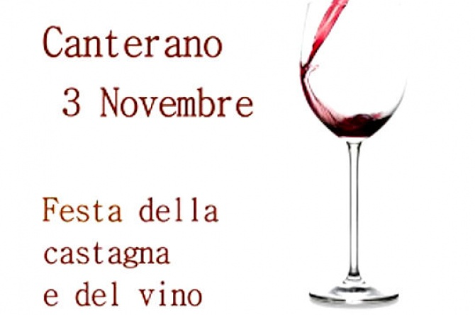 Festa della castagna e del vino rosso