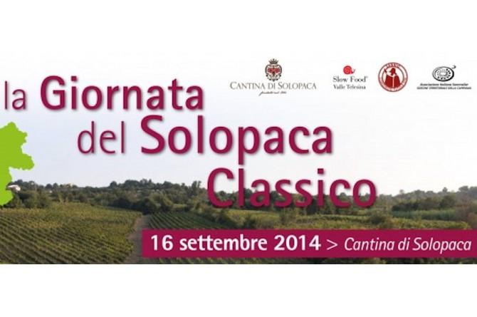 """Alla """"Festa dell'Uva"""" il 16 settembre vi aspetta la Giornata del Solopaca classico"""