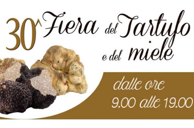 Fiera del tartufo e del miele: il 30 novembre a Casteggio vi aspettano i sapori autunnali