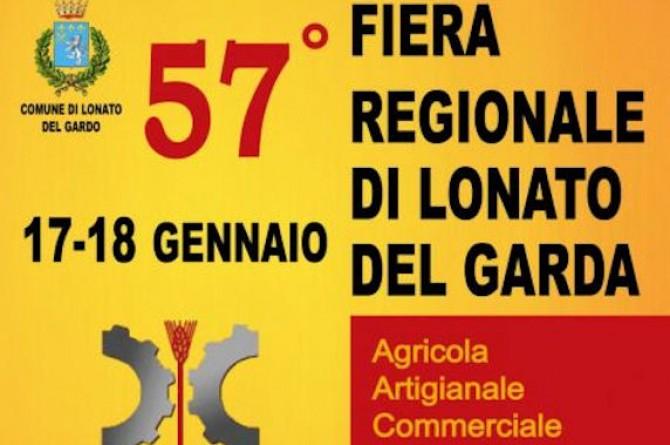 """Dal 16 al 18 gennaio vi aspetta la """"Fiera regionale di Lonato del Garda"""""""