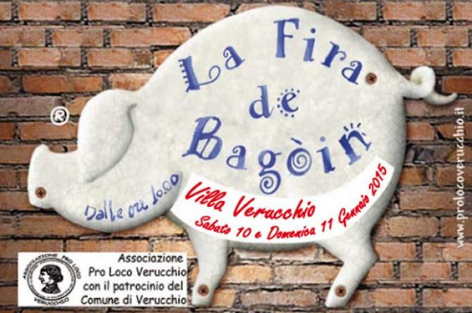 Fira de Bagoin: la Festa del Maiale arriva a Villa Verucchio il 10 e 11 gennaio