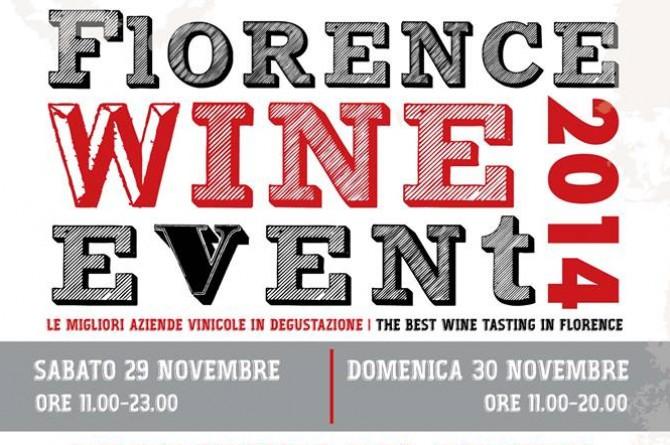 Florence Wine Event: il 29 e 30 novembre torna la kermesse del vino di qualità