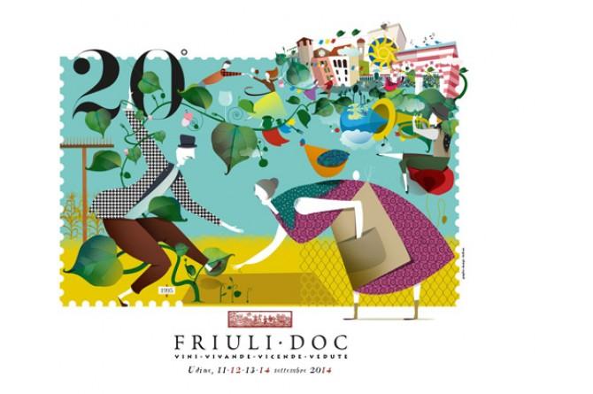 A Udine dall'11 al 14 settembre torna il Friuli DOC
