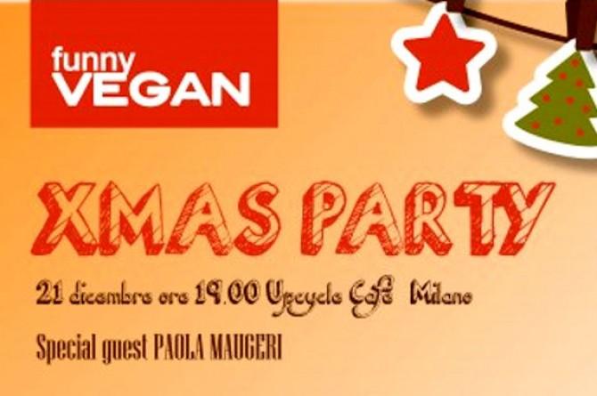 Funny Vegan Xmas Party: domenica 21 dicembre a Milano