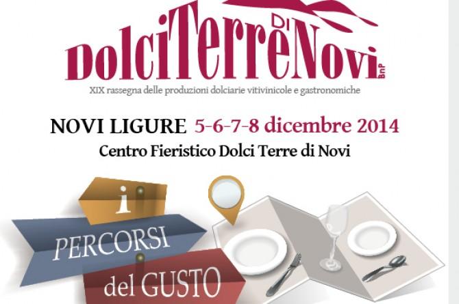 """Dal 5 all'8 dicembre gusto, musica e tradizione a """"Dolci Terre di Novi"""""""