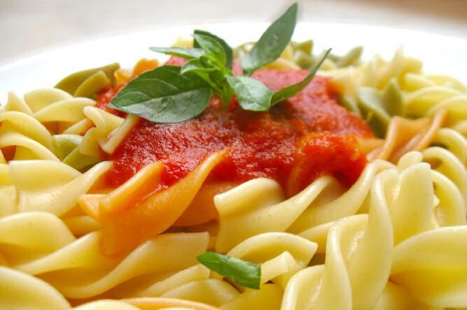 I piatti preferiti dei più piccoli? Pasta al sugo e cotoletta!