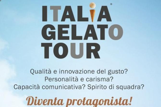 Il gelato si fa in quattro: l'Italia gelato tour passa per Firenze, Milano, Torino, Roma