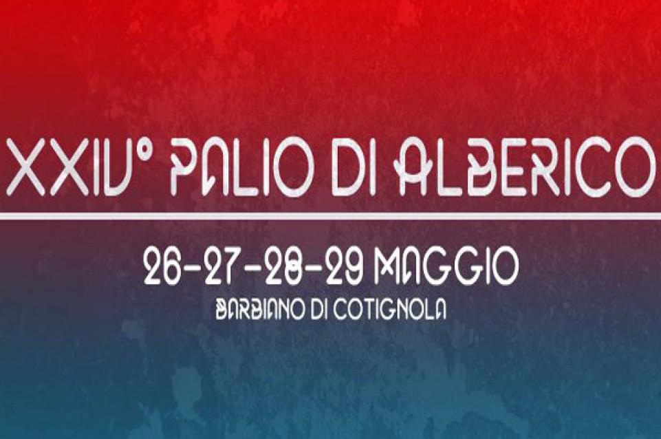 Il Palio di Alberico torna a Barbiano dal 26 al 29 maggio fra gusto e tradizione