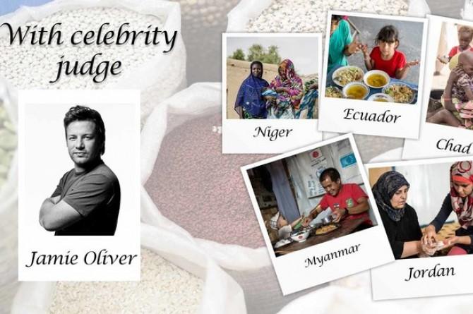 """Il WFP lancia il concorso fotografico """"pasto in famiglia"""""""