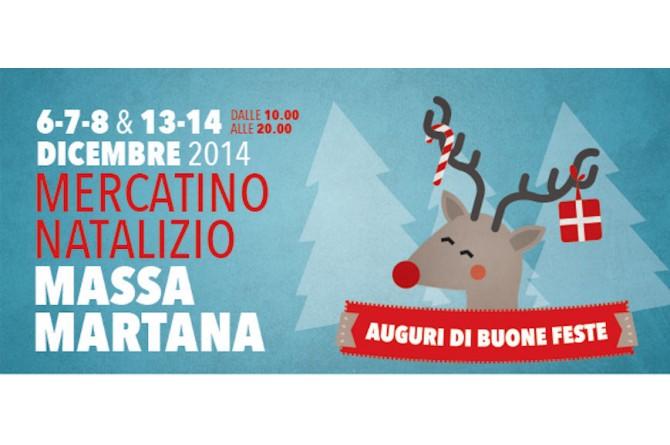 Il 13 e il 14 dicembre a Massa Martana vi aspetta il Mercatino Natalizio