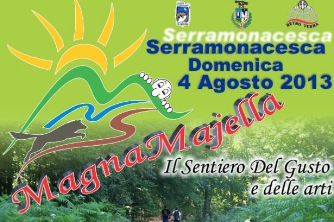 La natura e la buona cucina abruzzese si uniscono il 3 agosto a MagnaMajella