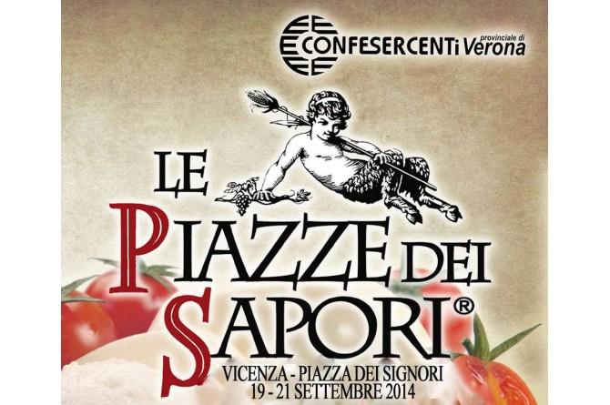 """""""Le Piazze dei Sapori"""" arriva a Vicenza dal 19 al 21 settembre"""