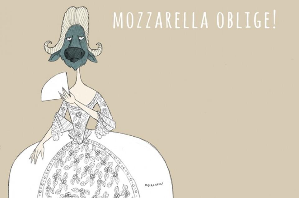 Le Strade della Mozzarella 2015: il 13 e 14 aprile il meglio della mozzarella di Bufala DOP è a Paestum