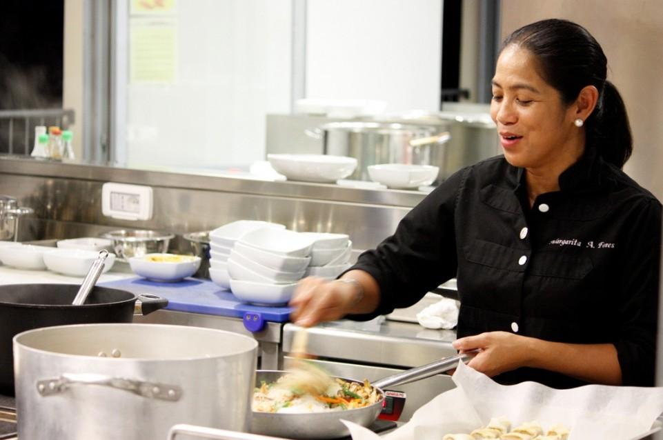 Margarita for s di casa artusi filippine miglior chef donna asia 2016 le news dello spicchio - Miglior antifurto casa 2016 ...