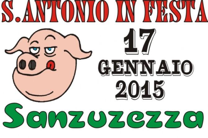 """Il 17 gennaio a Medicina S. Antonio si festeggia con """"Sanzuzezza"""""""
