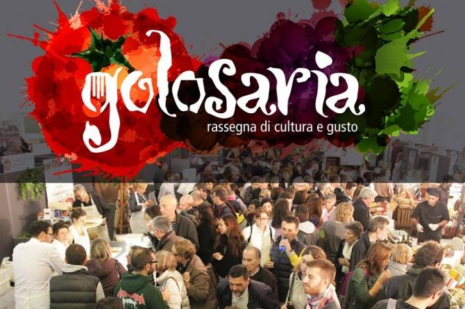 """Dal 15 al 17 novembre a Milano: nona edizione di """"Golosaria"""""""