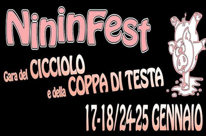 NininFest: la Sagra del maiale a Consandolo vi aspetta gli ultimi due weekend di gennaio