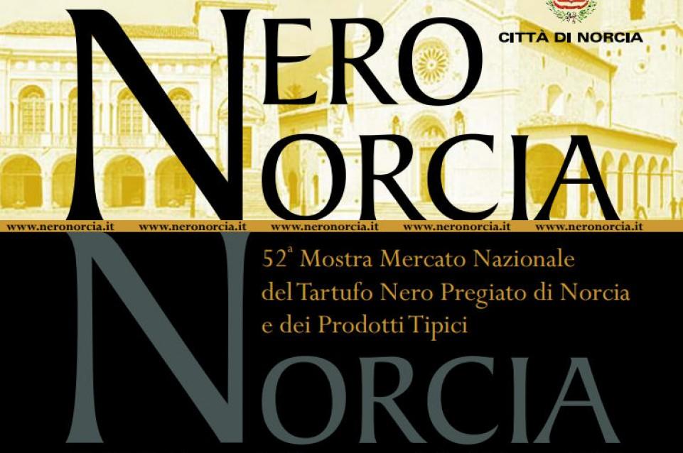 A marzo a Norcia torna la Mostra Mercato Nazionale del tartufo Nero Pregiato